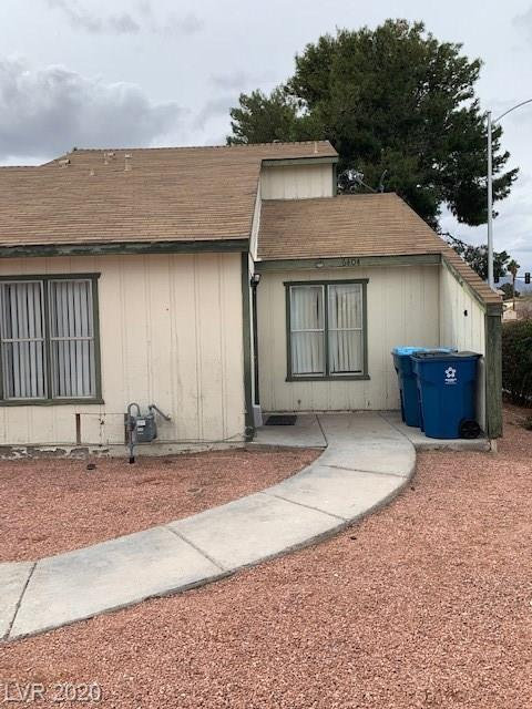 6404 Addely Drive Property Photo - Las Vegas, NV real estate listing