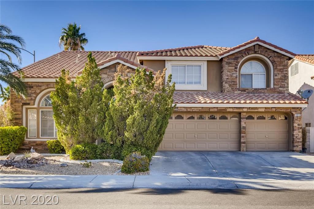 3913 Diamond Ridge Street Property Photo - Las Vegas, NV real estate listing