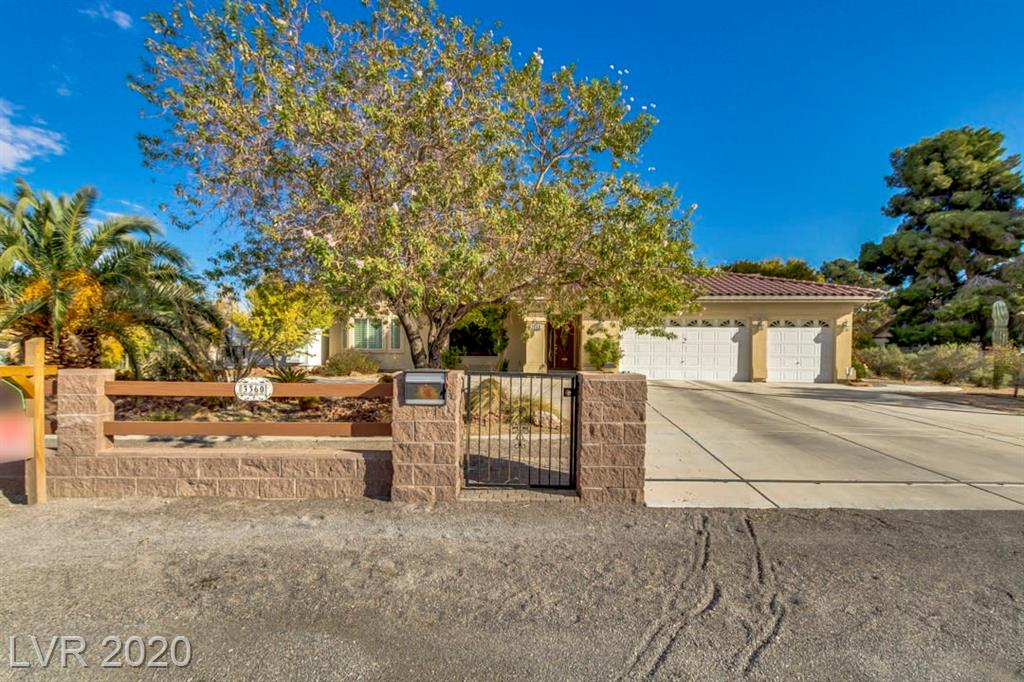 3360 Maverick Street Property Photo - Las Vegas, NV real estate listing