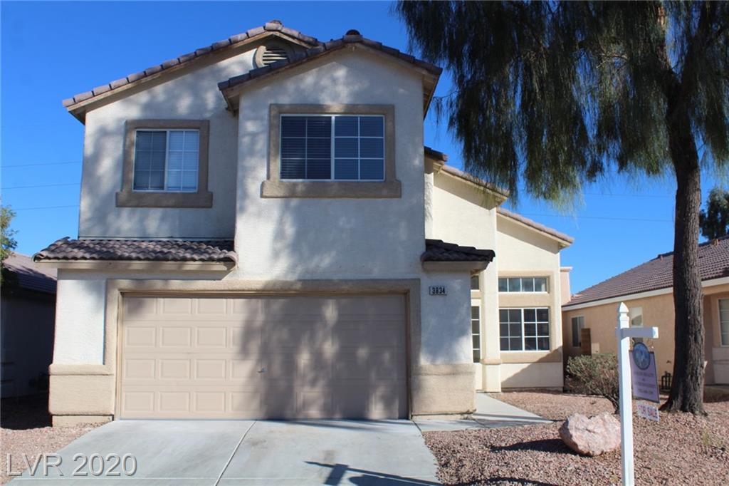 3834 White Quail Court Property Photo - North Las Vegas, NV real estate listing