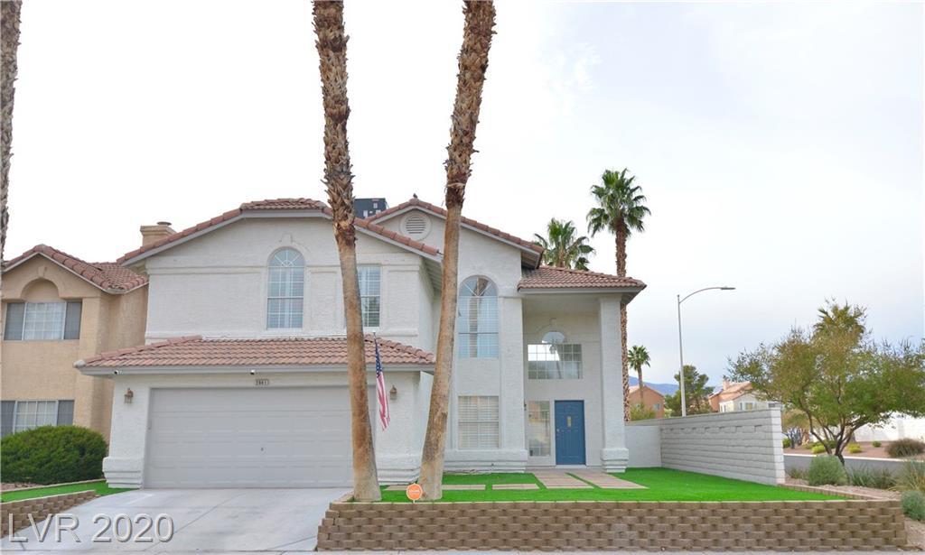 2641 Island Brook Drive Property Photo - Las Vegas, NV real estate listing