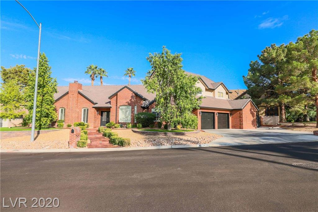 2428 High Vista Drive Property Photo - Henderson, NV real estate listing