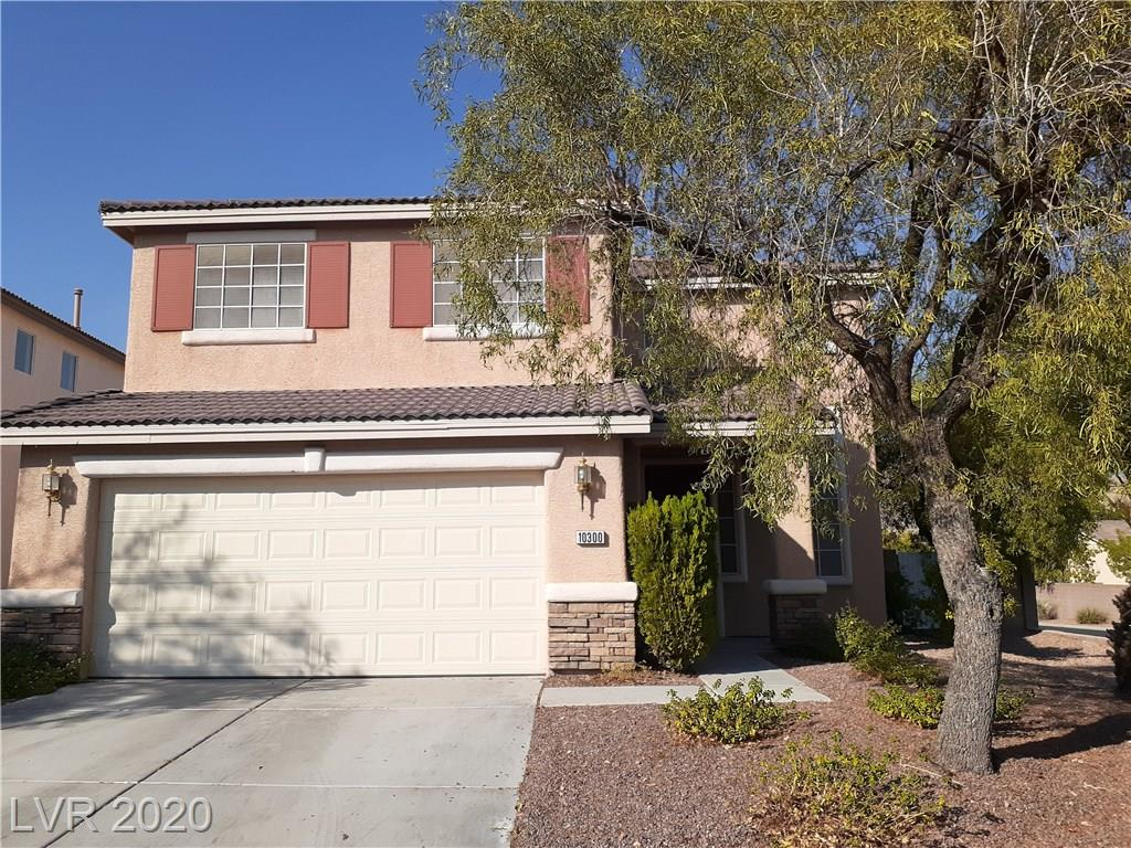 10300 George Hart Court Property Photo - Las Vegas, NV real estate listing