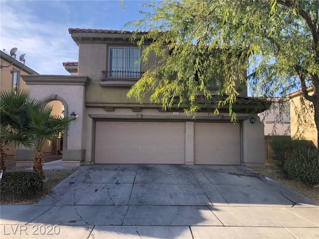 4009 Coleman Street Property Photo - North Las Vegas, NV real estate listing