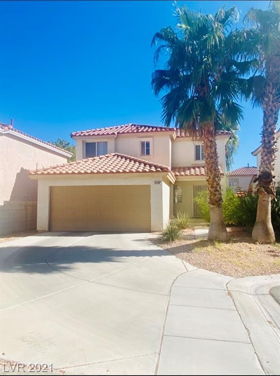10190 Ghost Gum Street Property Photo - Las Vegas, NV real estate listing