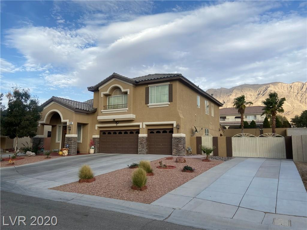 830 McAfee Court Property Photo - Las Vegas, NV real estate listing