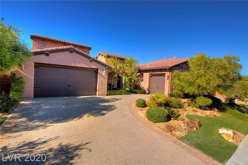 53 Contrada Fiore Drive Property Photo - Henderson, NV real estate listing
