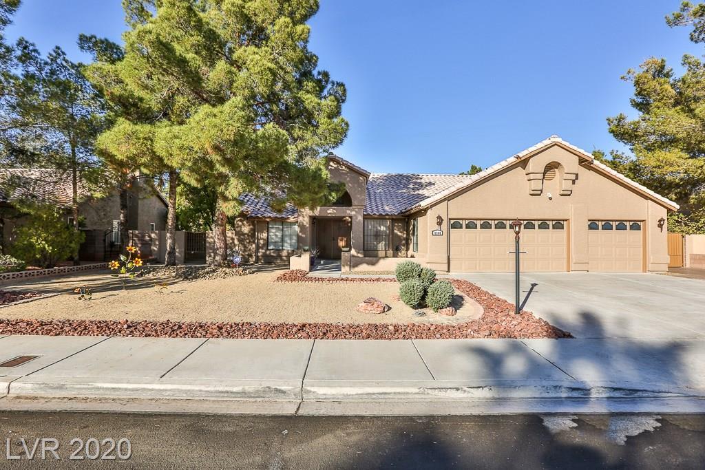 6340 Canyon Ridge Drive Property Photo - Las Vegas, NV real estate listing