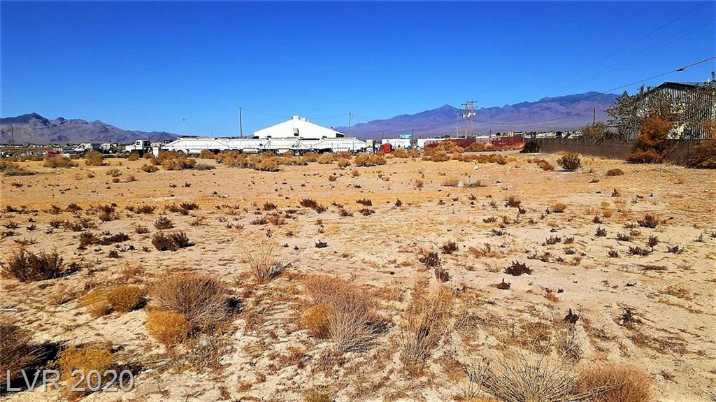 751 E Ziba Lane Property Photo - Pahrump, NV real estate listing