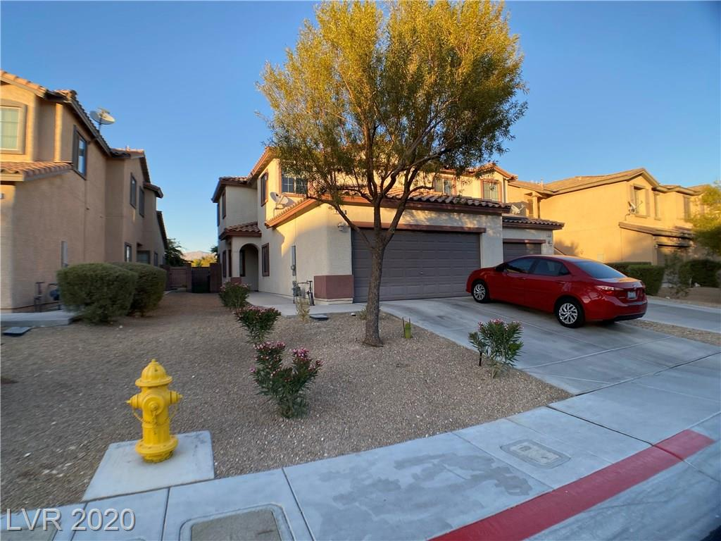 4120 Thomas Patrick Avenue Property Photo - North Las Vegas, NV real estate listing