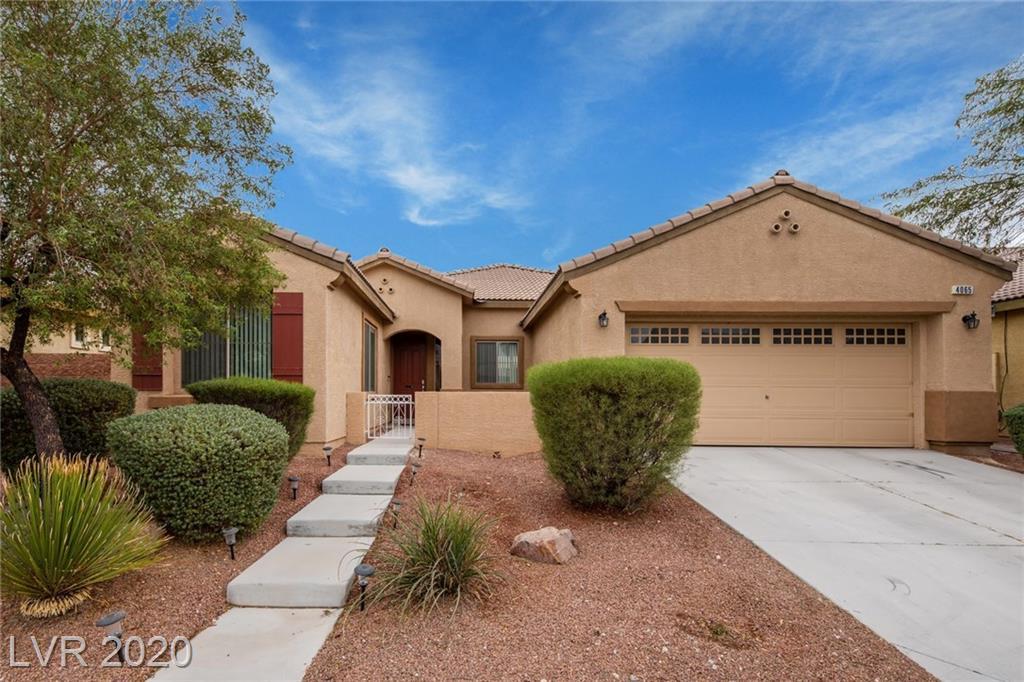 4065 Narada Falls Avenue Property Photo - North Las Vegas, NV real estate listing