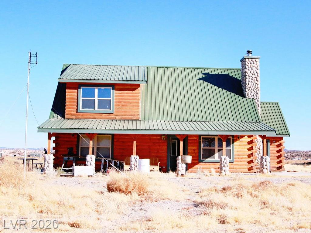 6605 Gary Lane Property Photo - Caliente, NV real estate listing