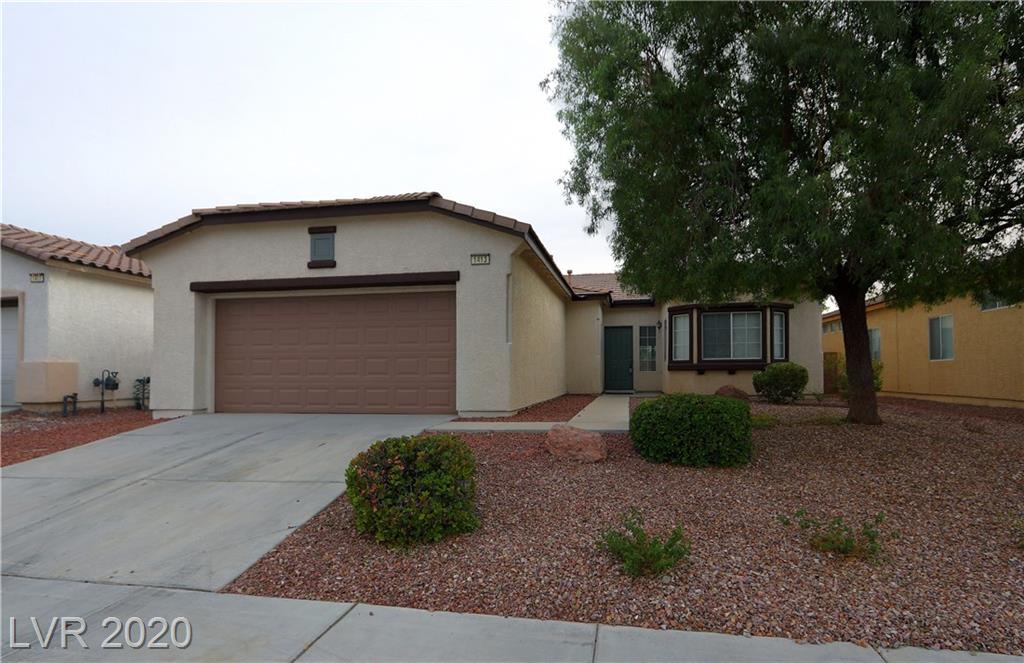 1413 Lazy Hill Ranch Way Property Photo - North Las Vegas, NV real estate listing