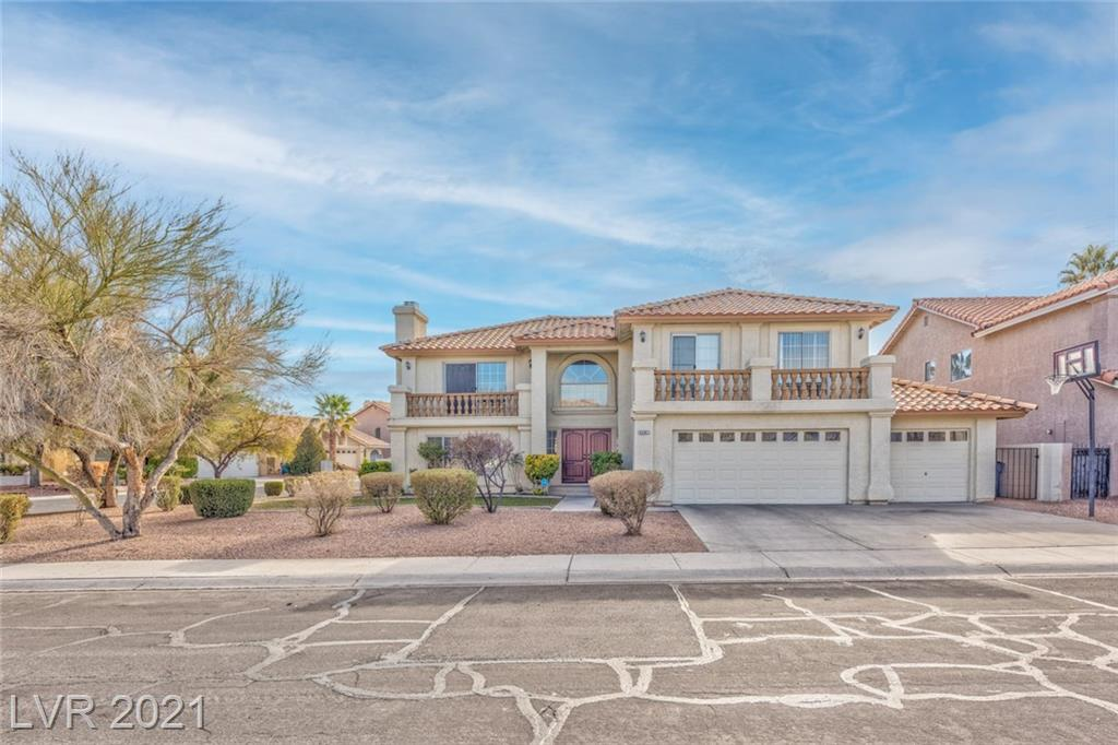 8201 Swan Lake Avenue Property Photo - Las Vegas, NV real estate listing
