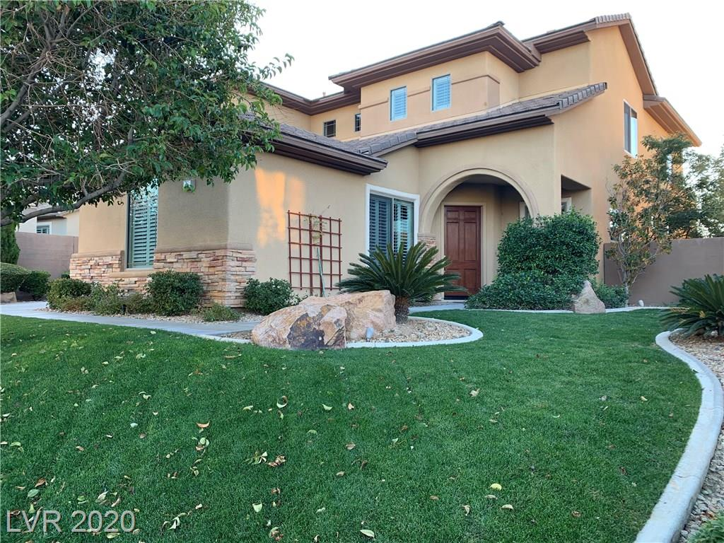 17 Stonemark Drive Property Photo - Henderson, NV real estate listing