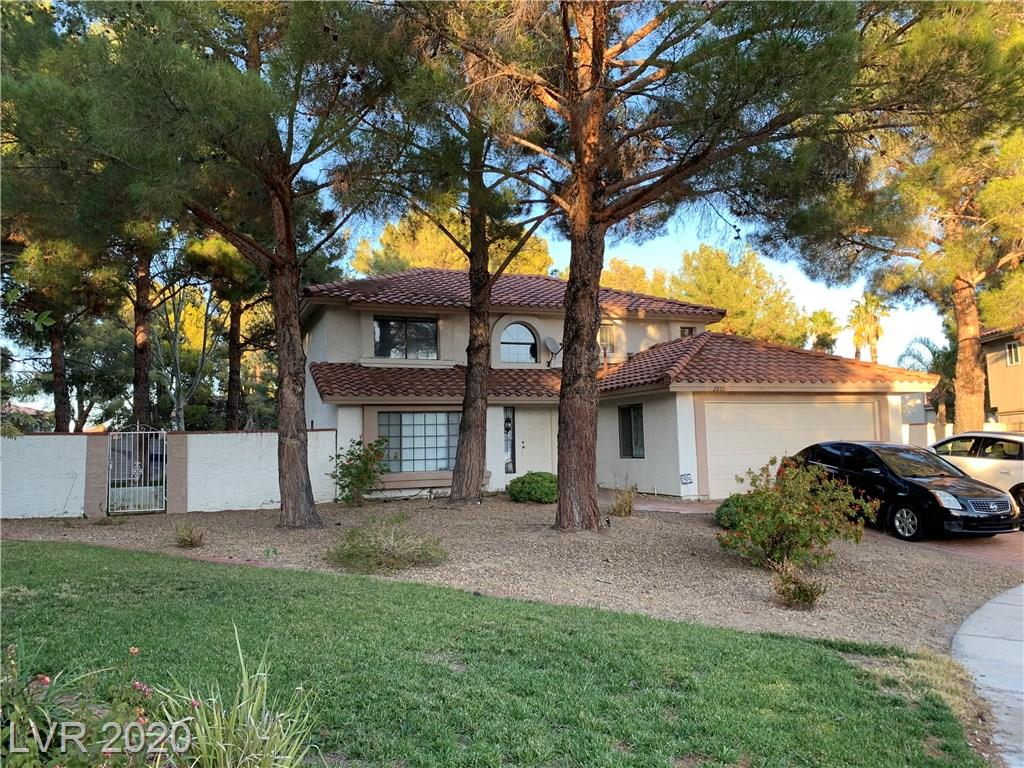 2800 Bluff Cove Circle Property Photo - Las Vegas, NV real estate listing