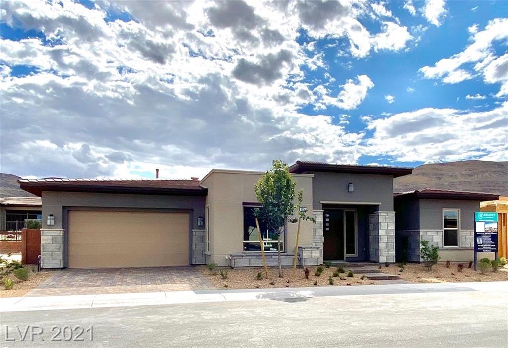 6691 Titanium Crest Street Property Photo - Las Vegas, NV real estate listing