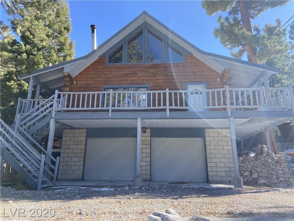 2172 Via Dulcedo Street Property Photo - Las Vegas, NV real estate listing