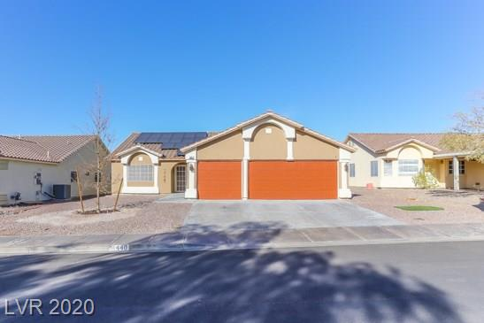 440 Waterwheel Falls Drive Property Photo - Henderson, NV real estate listing