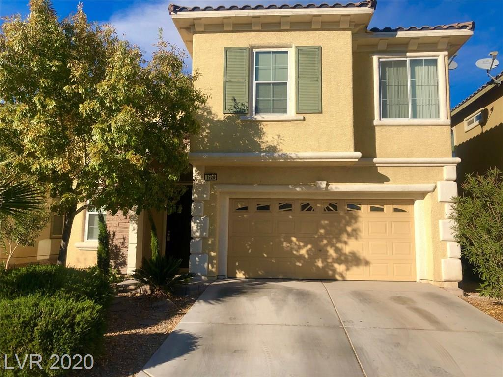 1228 RAINY SKY Avenue Property Photo - North Las Vegas, NV real estate listing