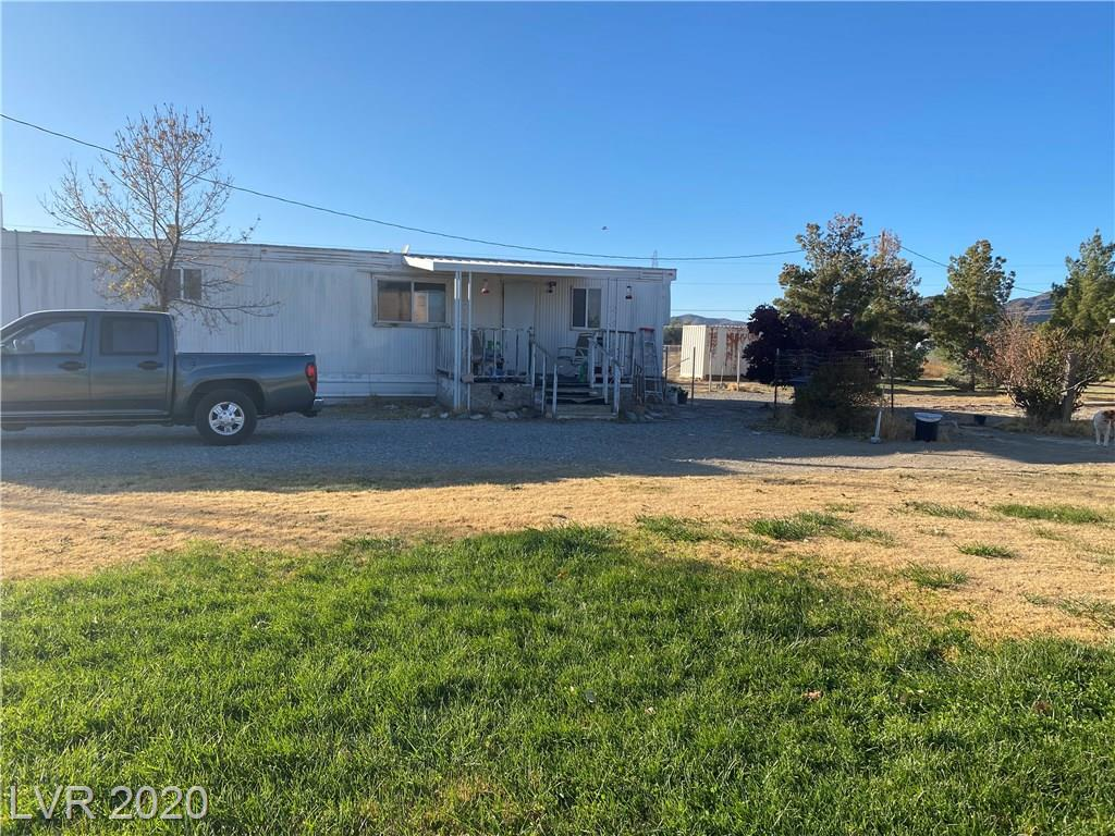 2720 Sunset Street Property Photo - Pahrump, NV real estate listing