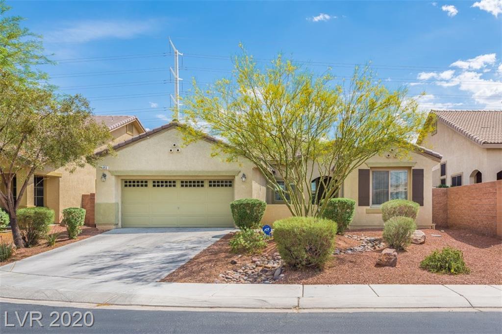 4053 Narada Falls Avenue Property Photo - North Las Vegas, NV real estate listing