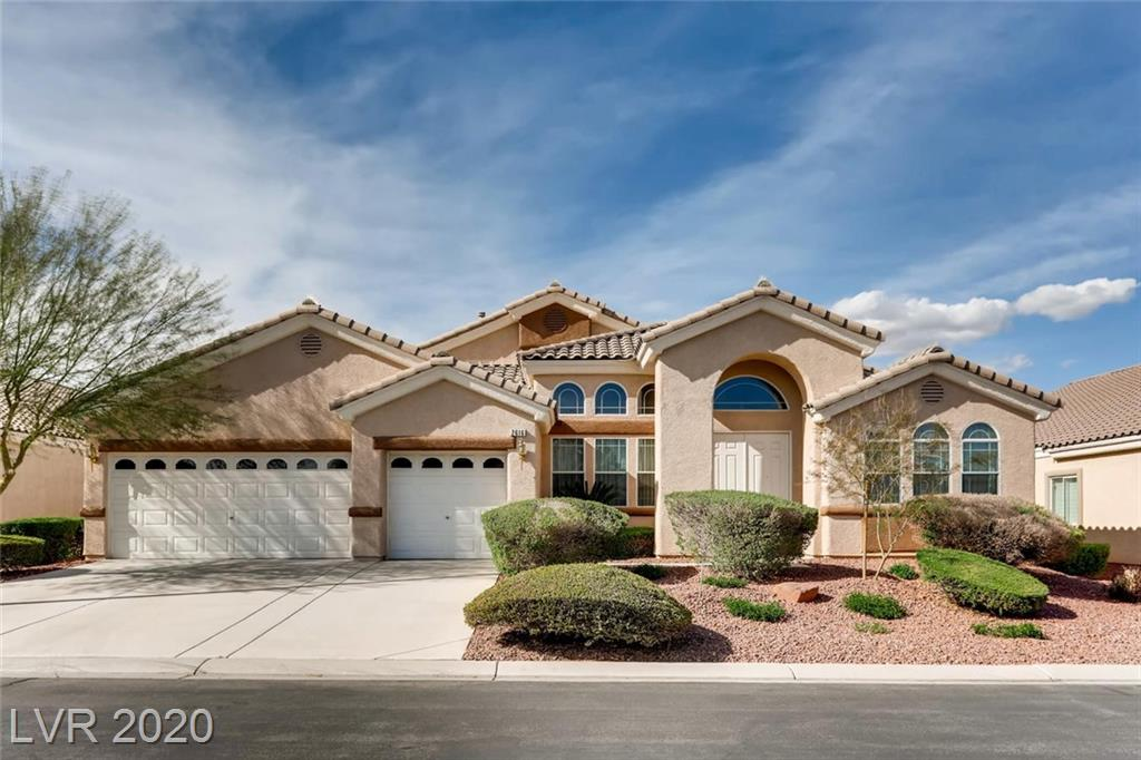 2616 Tanagrine Drive Property Photo - North Las Vegas, NV real estate listing
