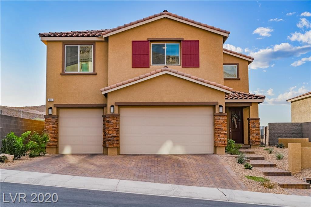 345 Crimson Edge Street Property Photo - Henderson, NV real estate listing