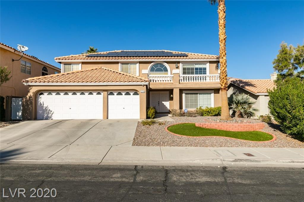 2716 Mallard Landing Avenue Property Photo - Henderson, NV real estate listing