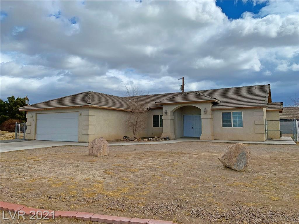1341 Blagg Road Property Photo - Pahrump, NV real estate listing