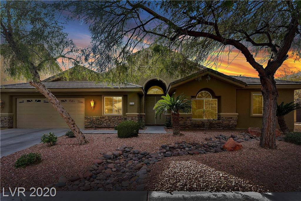 5701 Heather Breeze Court Property Photo - Las Vegas, NV real estate listing
