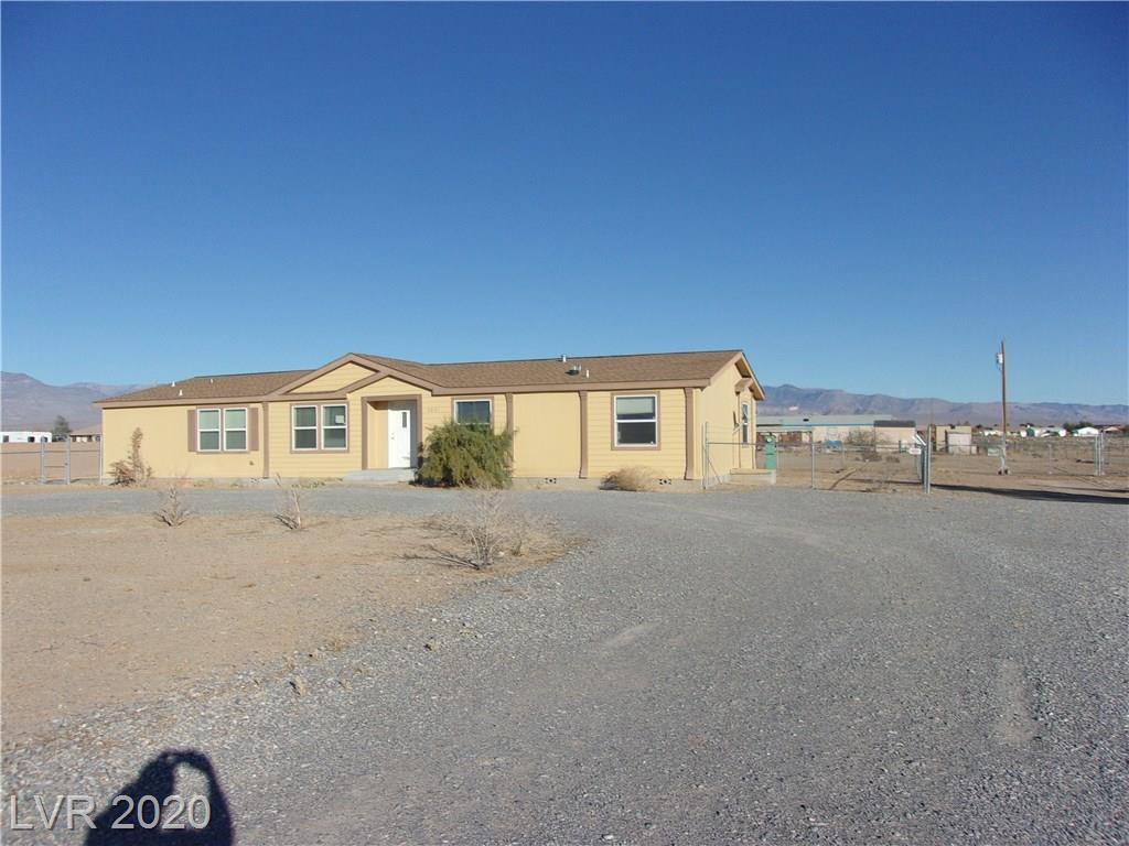 3631 S Tournament Avenue Property Photo - Pahrump, NV real estate listing
