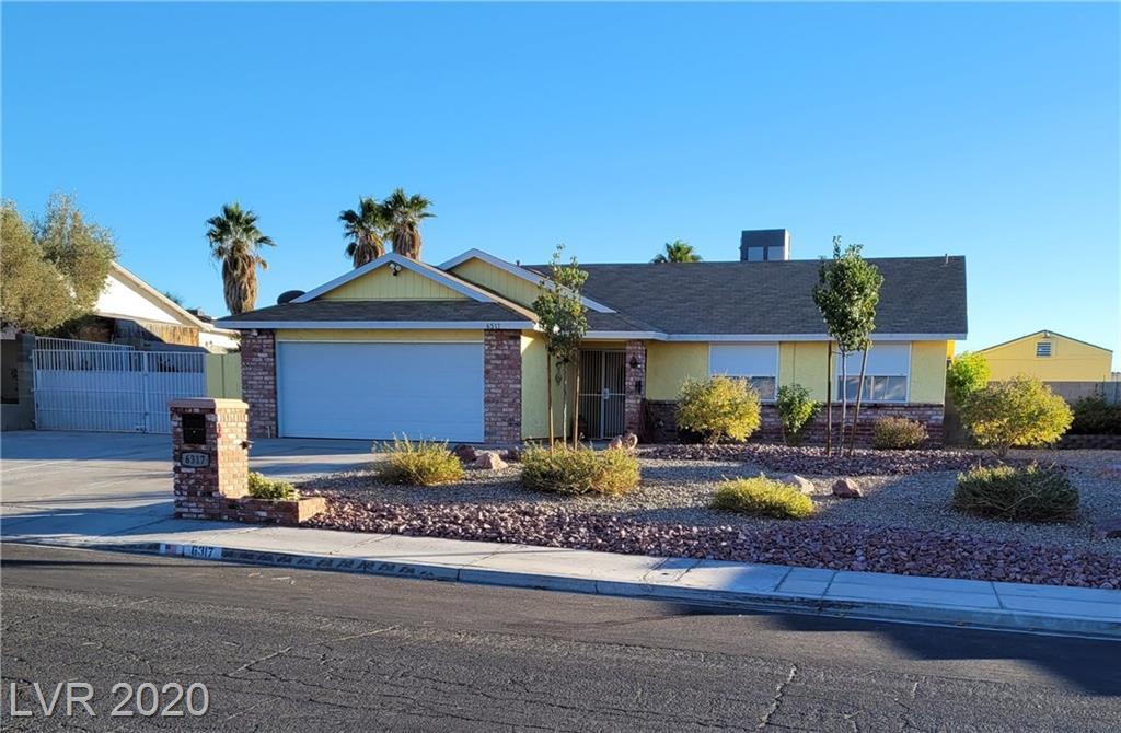 6317 Kell Lane Property Photo - Las Vegas, NV real estate listing