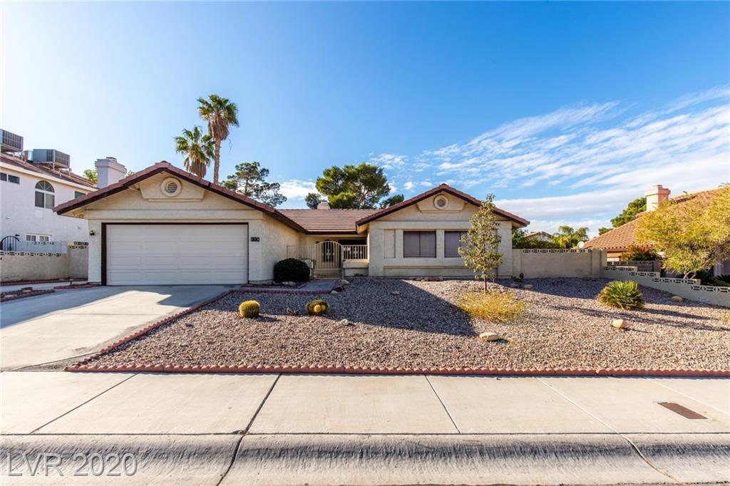 113 Montclair Drive Property Photo - Henderson, NV real estate listing
