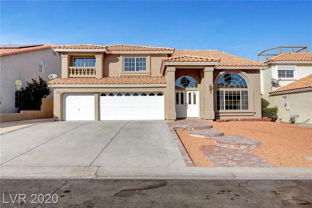8952 Bracken Cliff Court Property Photo - Las Vegas, NV real estate listing