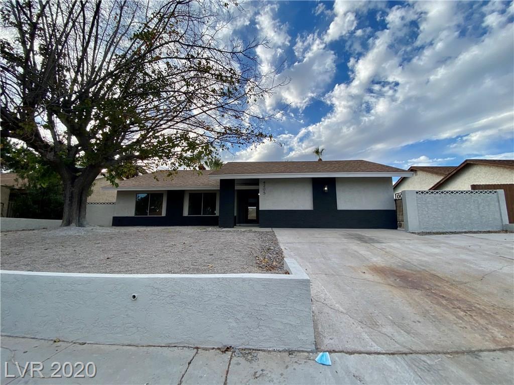 4205 Grace Street Property Photo - Las Vegas, NV real estate listing