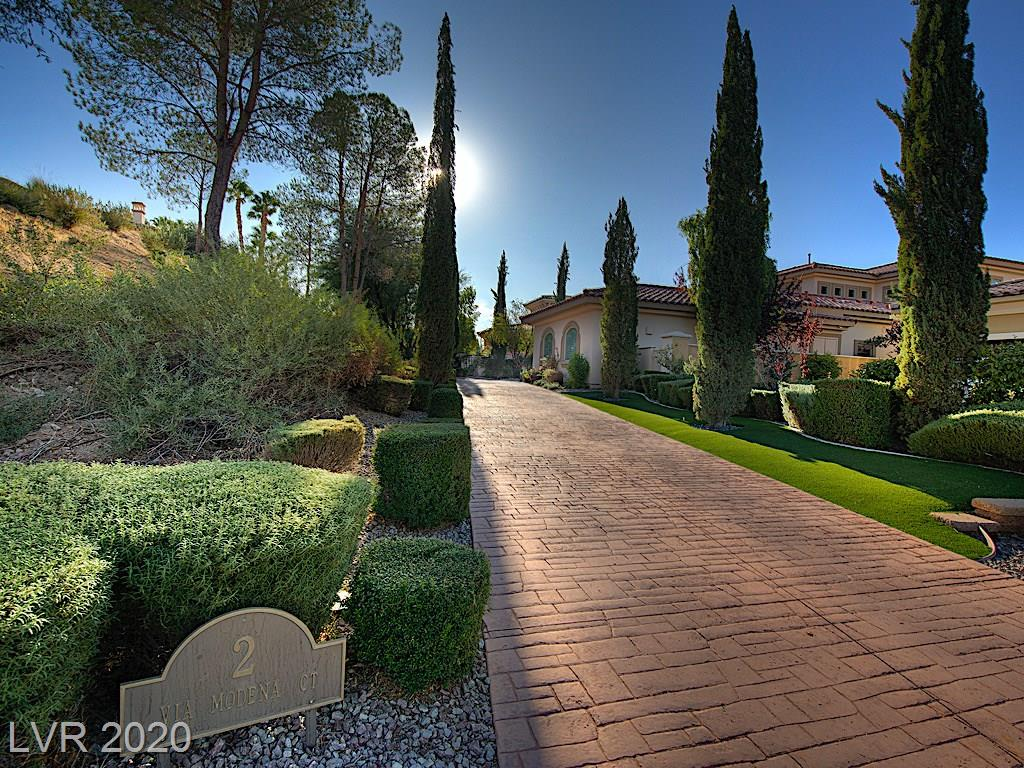 2 Via Modena Court Property Photo - Henderson, NV real estate listing