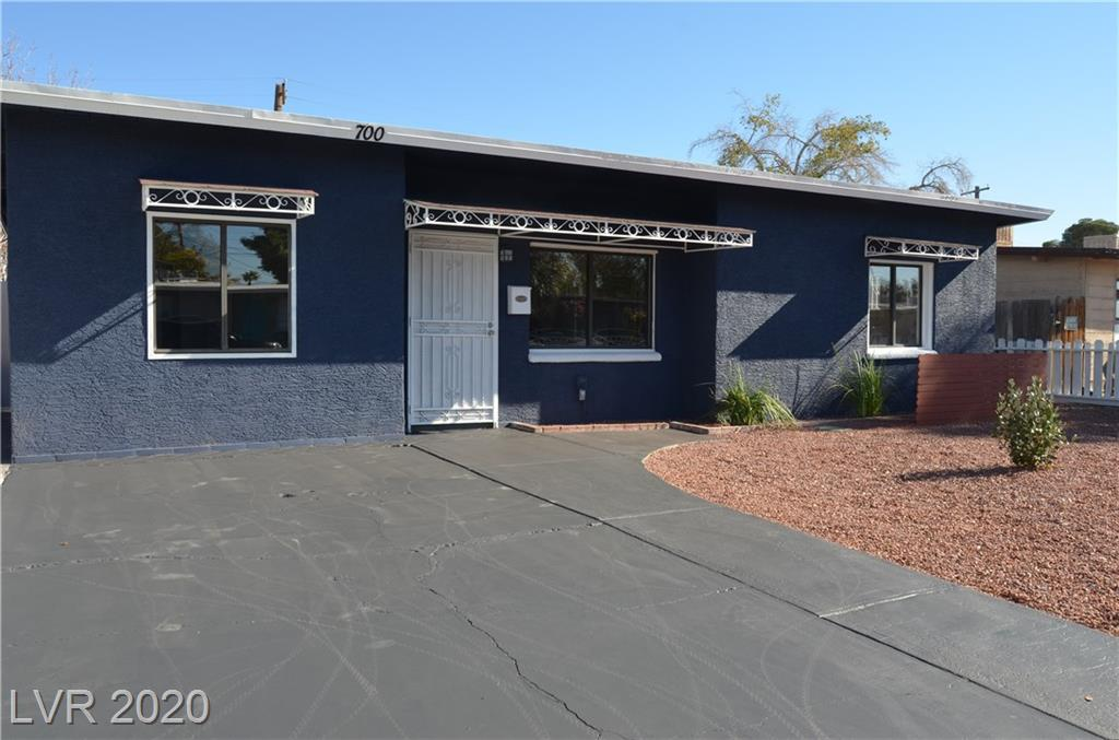 700 Stanford Street Property Photo - Las Vegas, NV real estate listing
