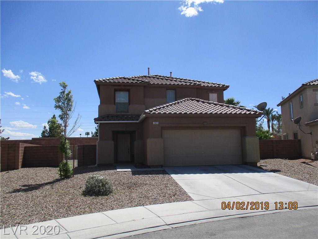 2821 Cedar Bird Drive Property Photo - North Las Vegas, NV real estate listing