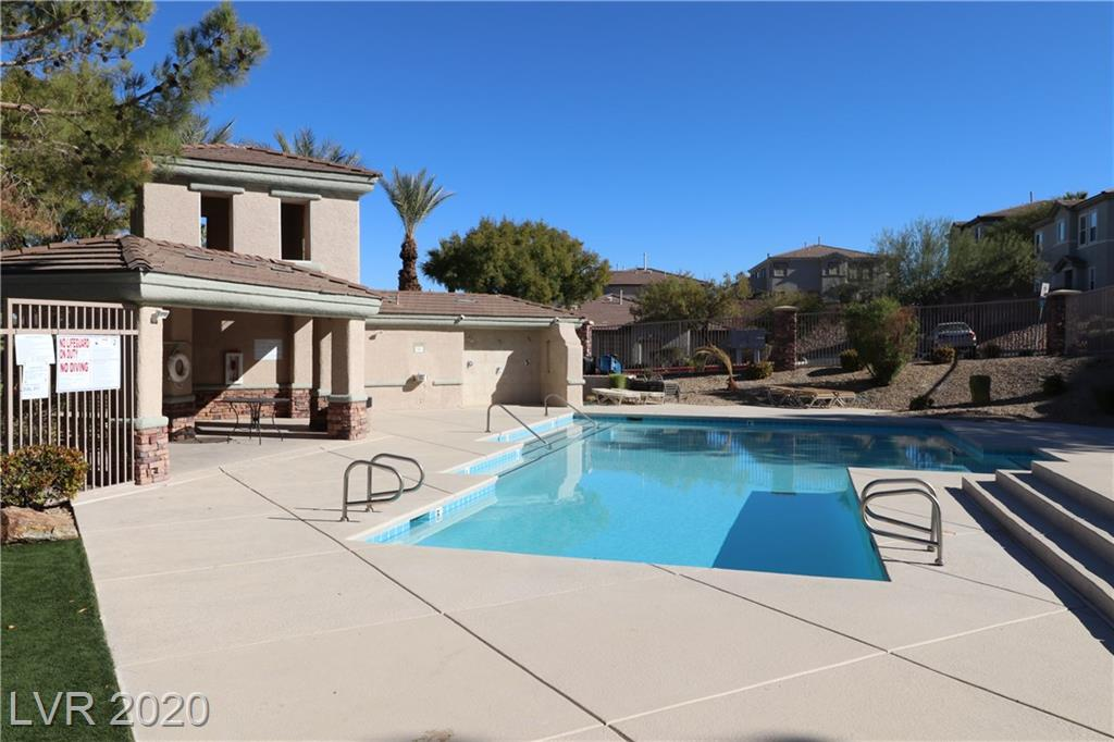 708 Respectful Ridge Court Property Photo - Henderson, NV real estate listing