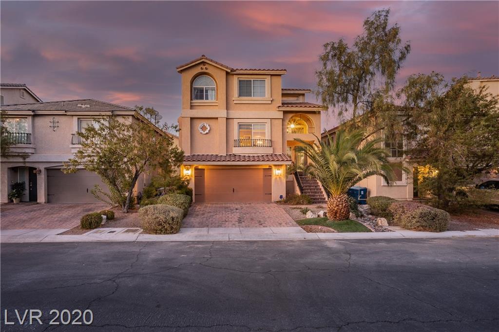 4608 Mission Meadow Circle Property Photo - Las Vegas, NV real estate listing