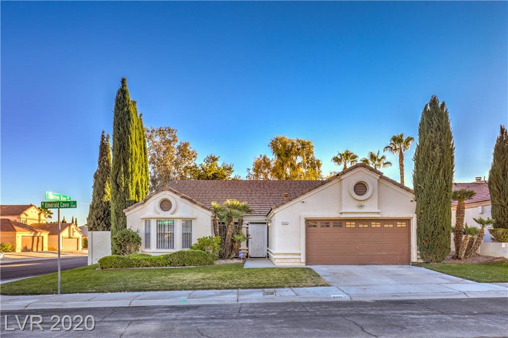 9101 Emerald Cove Court Property Photo - Las Vegas, NV real estate listing