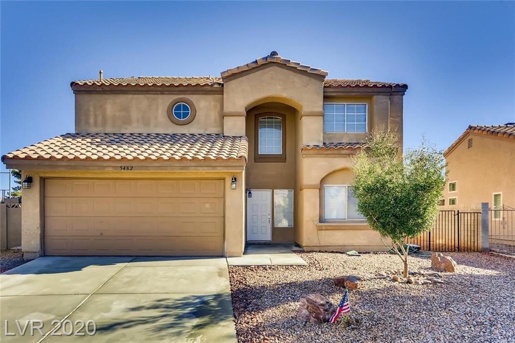 5482 Walton Heath Avenue Property Photo - Las Vegas, NV real estate listing