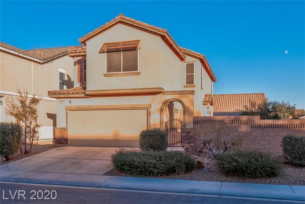 8120 Pink Desert Street Property Photo - North Las Vegas, NV real estate listing