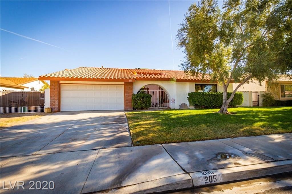 205 Broxton Lane Property Photo - Las Vegas, NV real estate listing