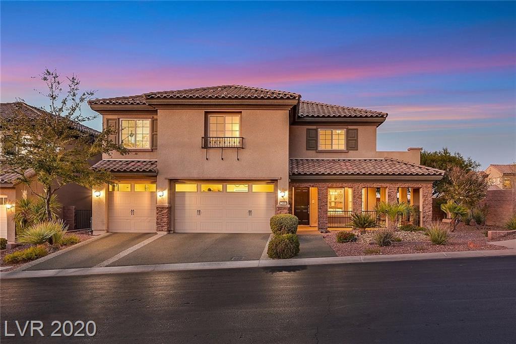 2400 Luberon Drive Property Photo - Henderson, NV real estate listing