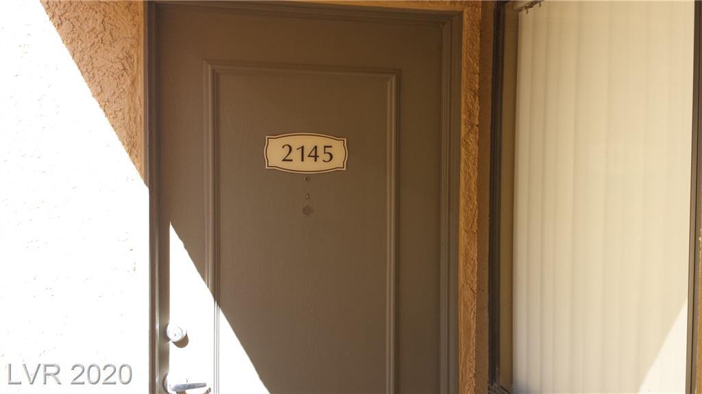 3151 Soaring Gulls Drive #2145 Property Photo - Las Vegas, NV real estate listing