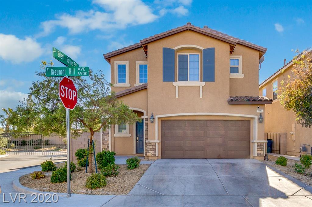 6585 Beaumont Hill Avenue Property Photo - Las Vegas, NV real estate listing