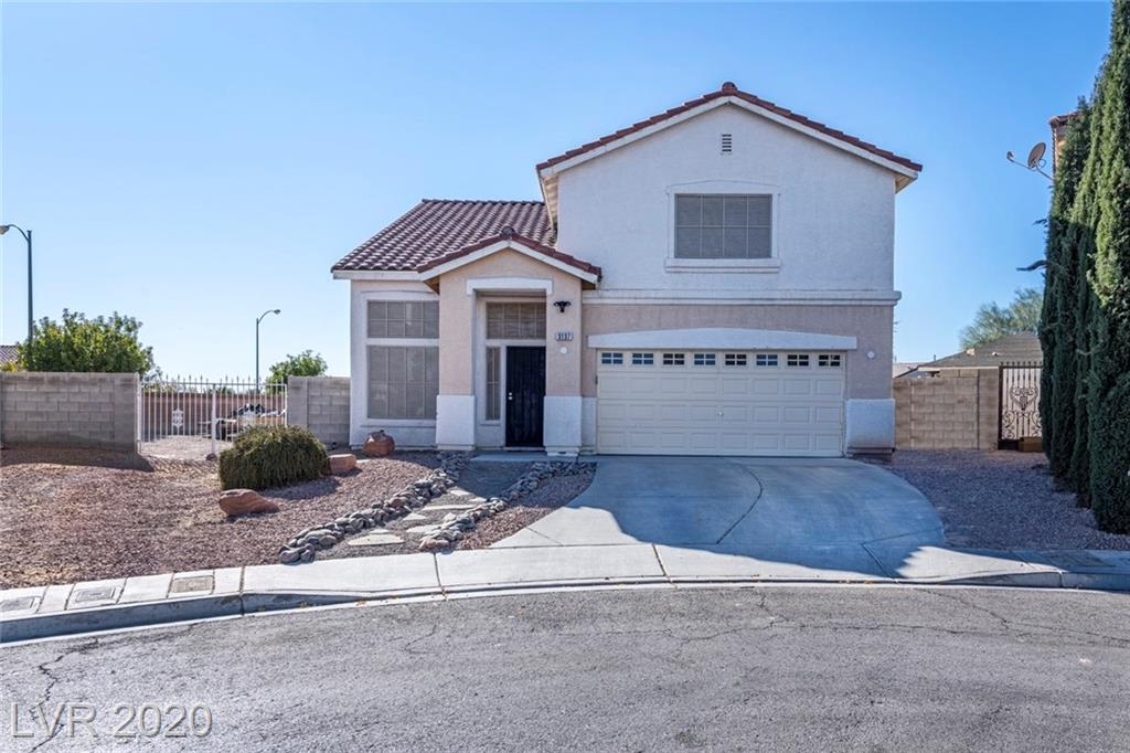 3137 Bayliner Avenue Property Photo - North Las Vegas, NV real estate listing