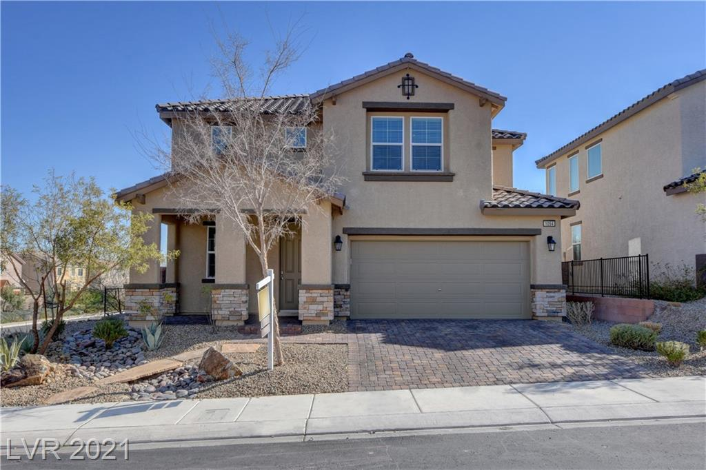 1054 Bellevue Peak Street Property Photo - Henderson, NV real estate listing
